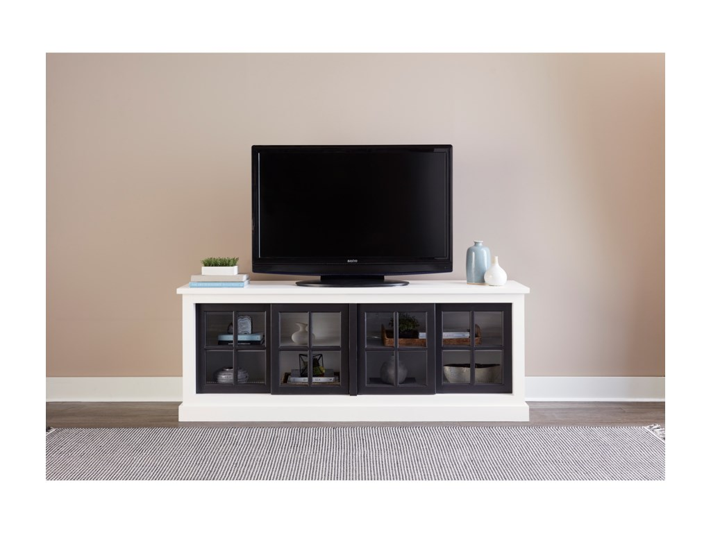 Progressive Furniture Habitat74 Inch Console