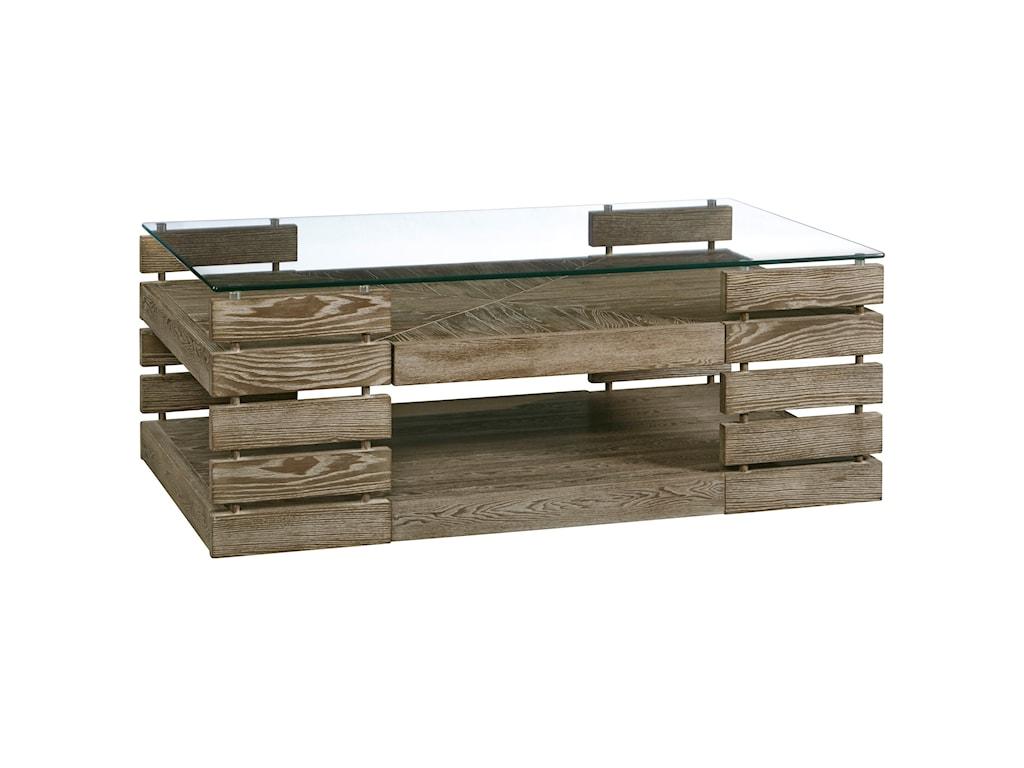 Progressive Furniture Harvey ParkCocktail Table