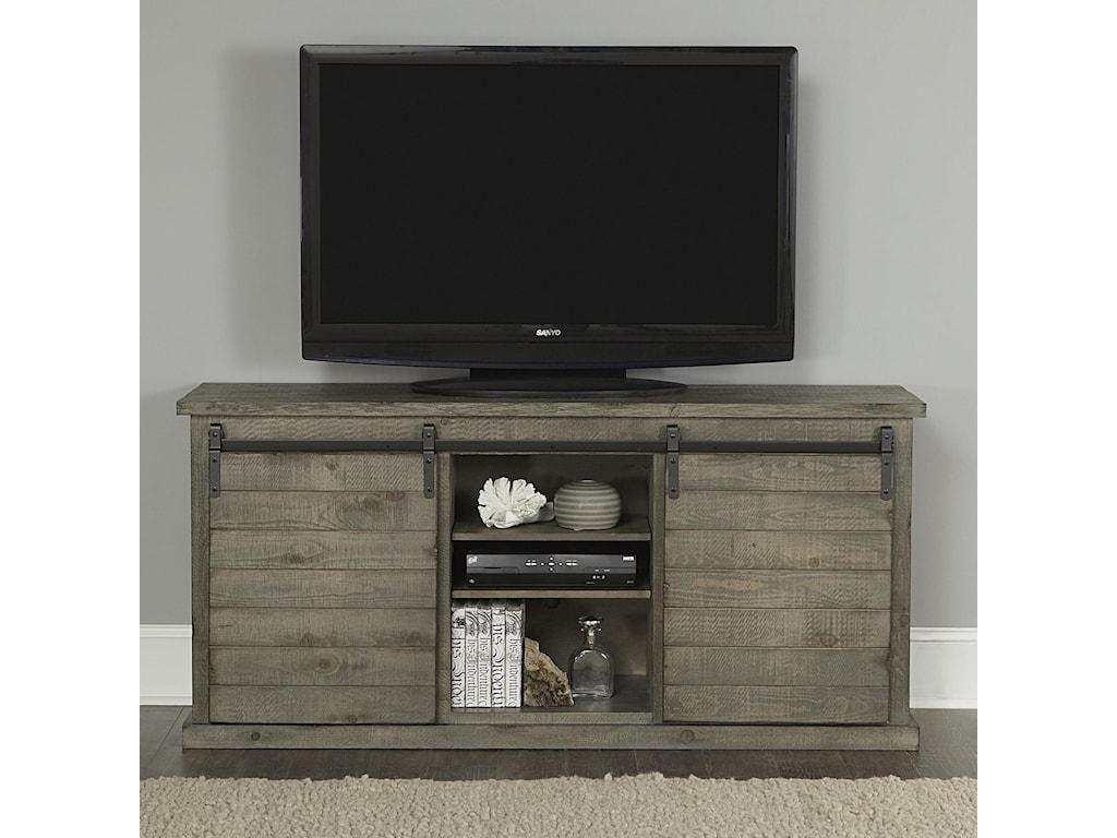 Progressive Furniture HuntingtonEntertainment Console