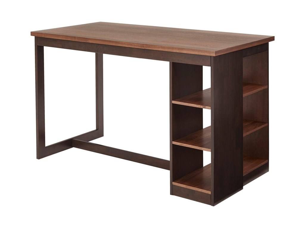 Progressive Furniture KennyCounter Storage Table