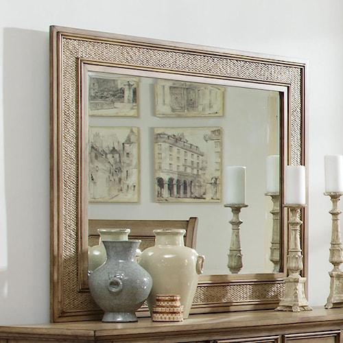 Progressive Furniture Kingston Isle Mirror