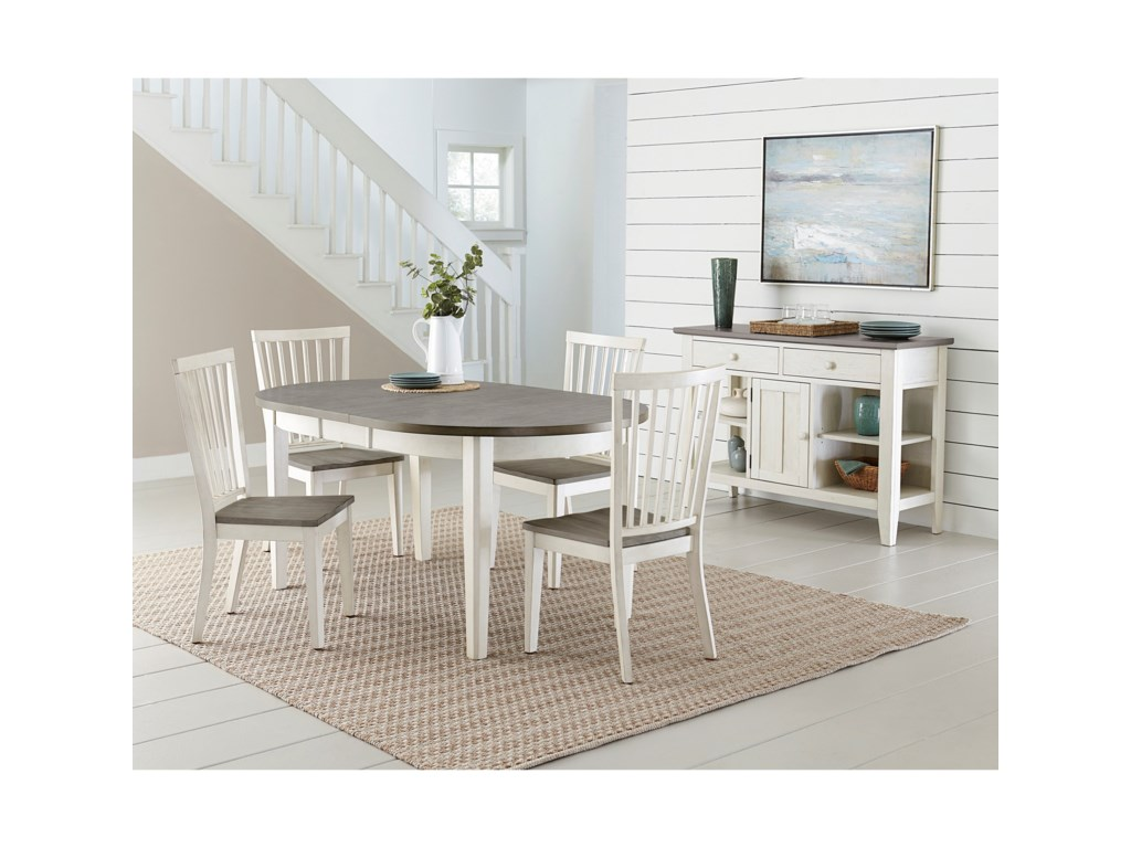 Progressive Furniture LancasterCasual Dining Room Group