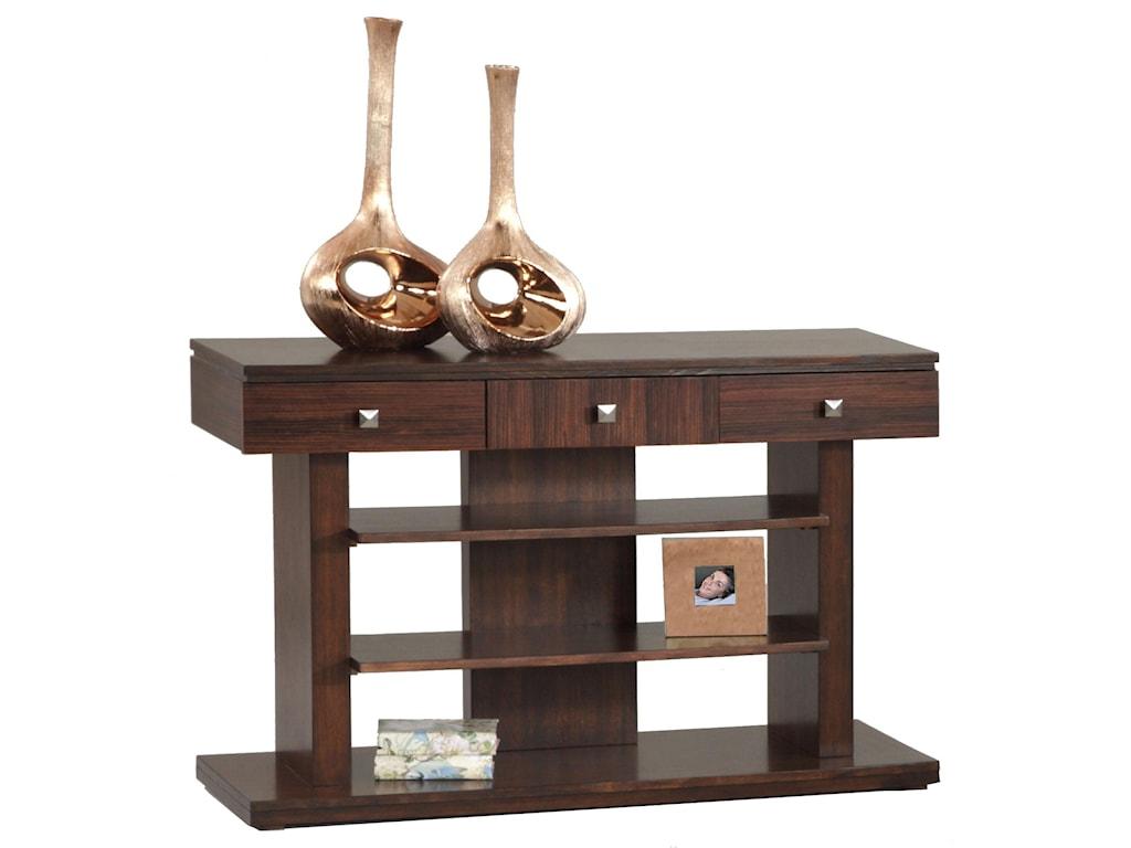 Progressive Furniture Le MansSofa/Console Table