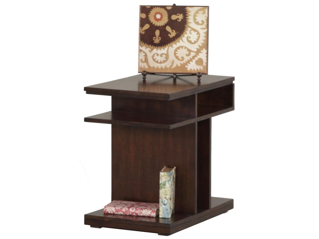 Progressive Furniture Le MansChairside Table