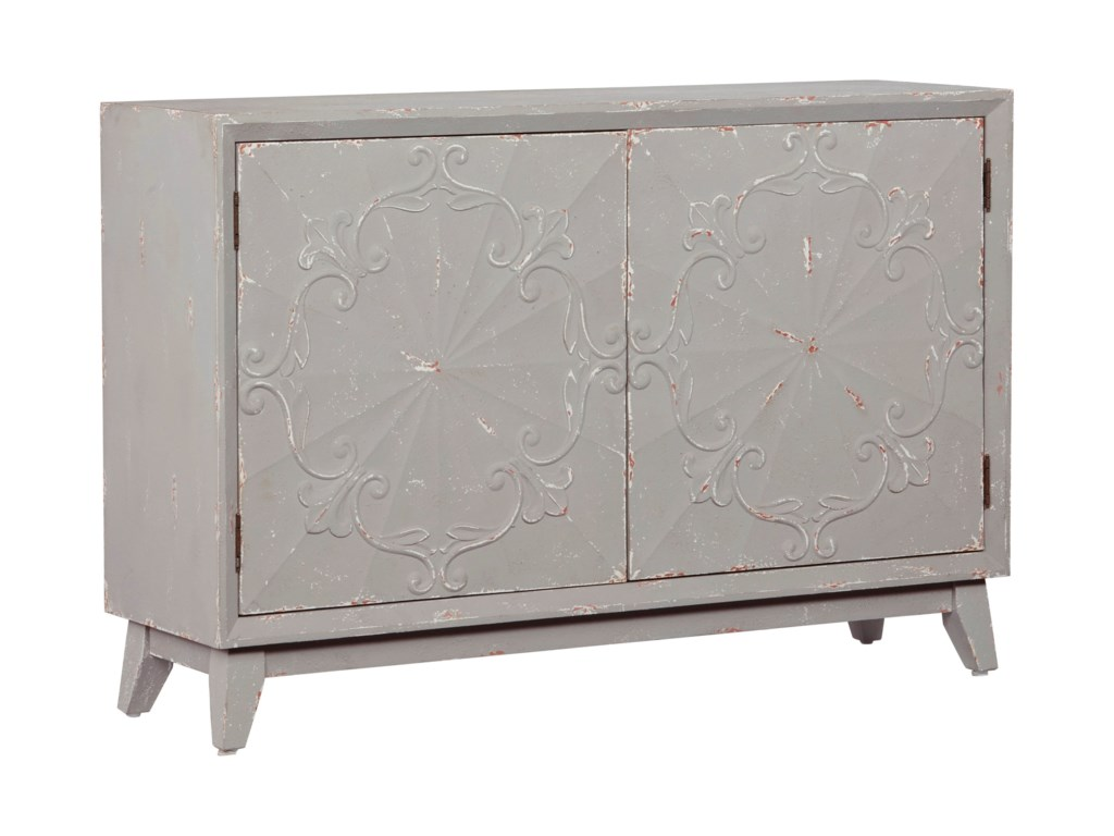 Progressive Furniture Lindsey Console Cabinet