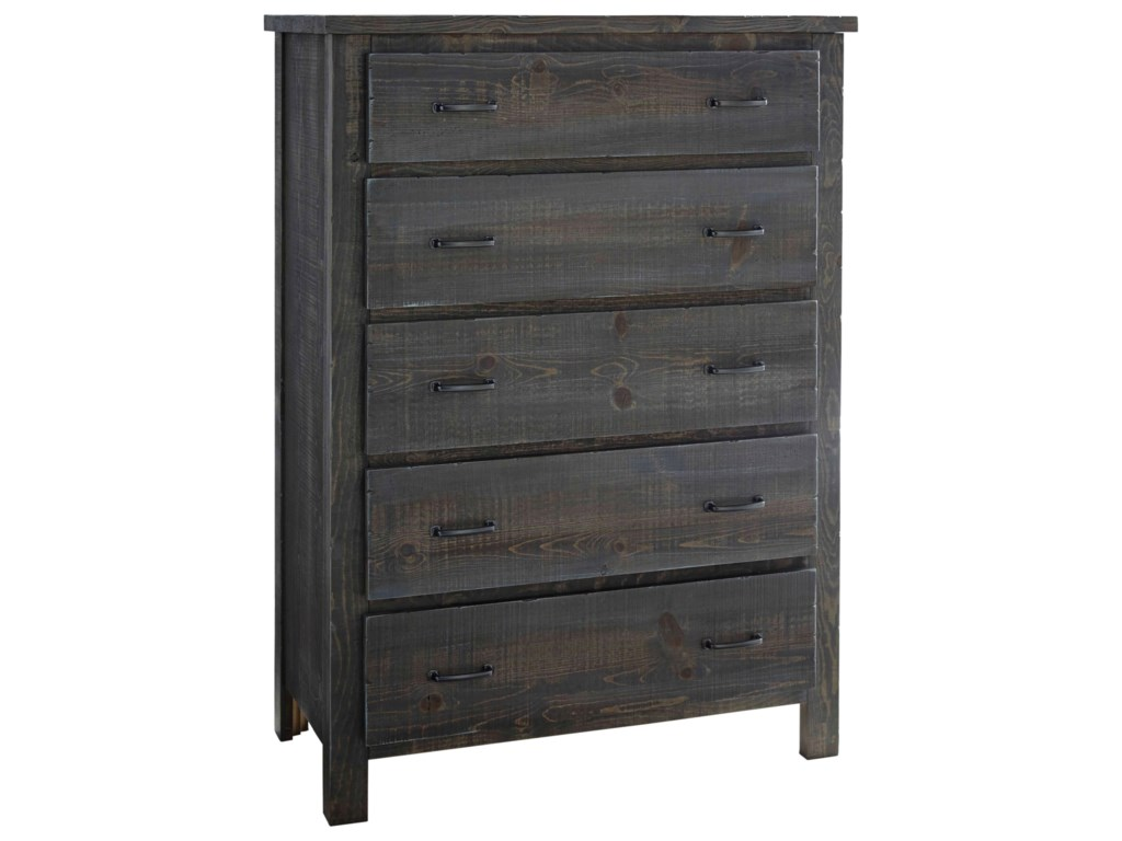 Progressive Furniture Lucerne5-Drawer Chest