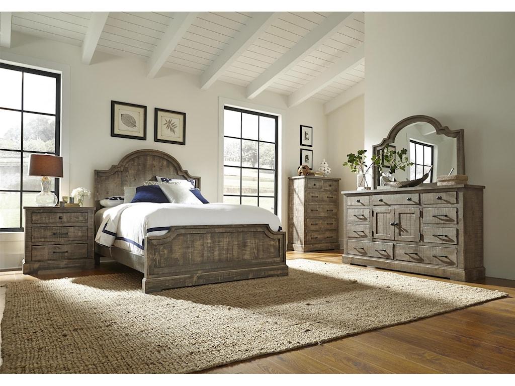 Progressive Furniture MeadowDoor Dresser