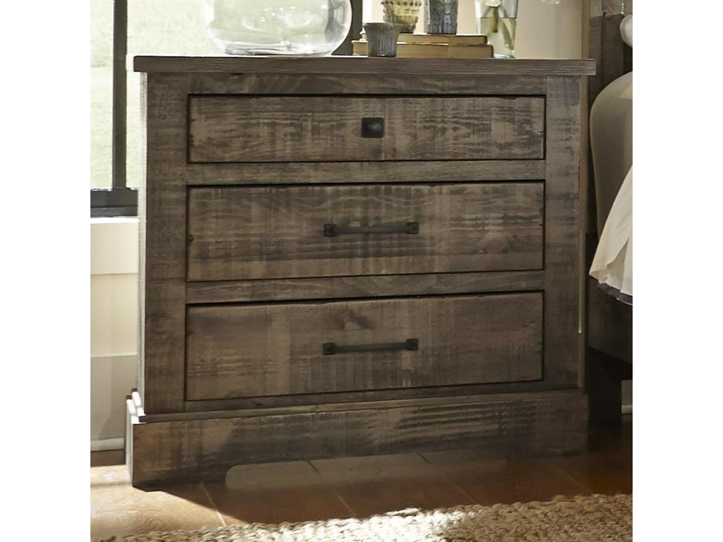 Progressive Furniture MeadowNightstand