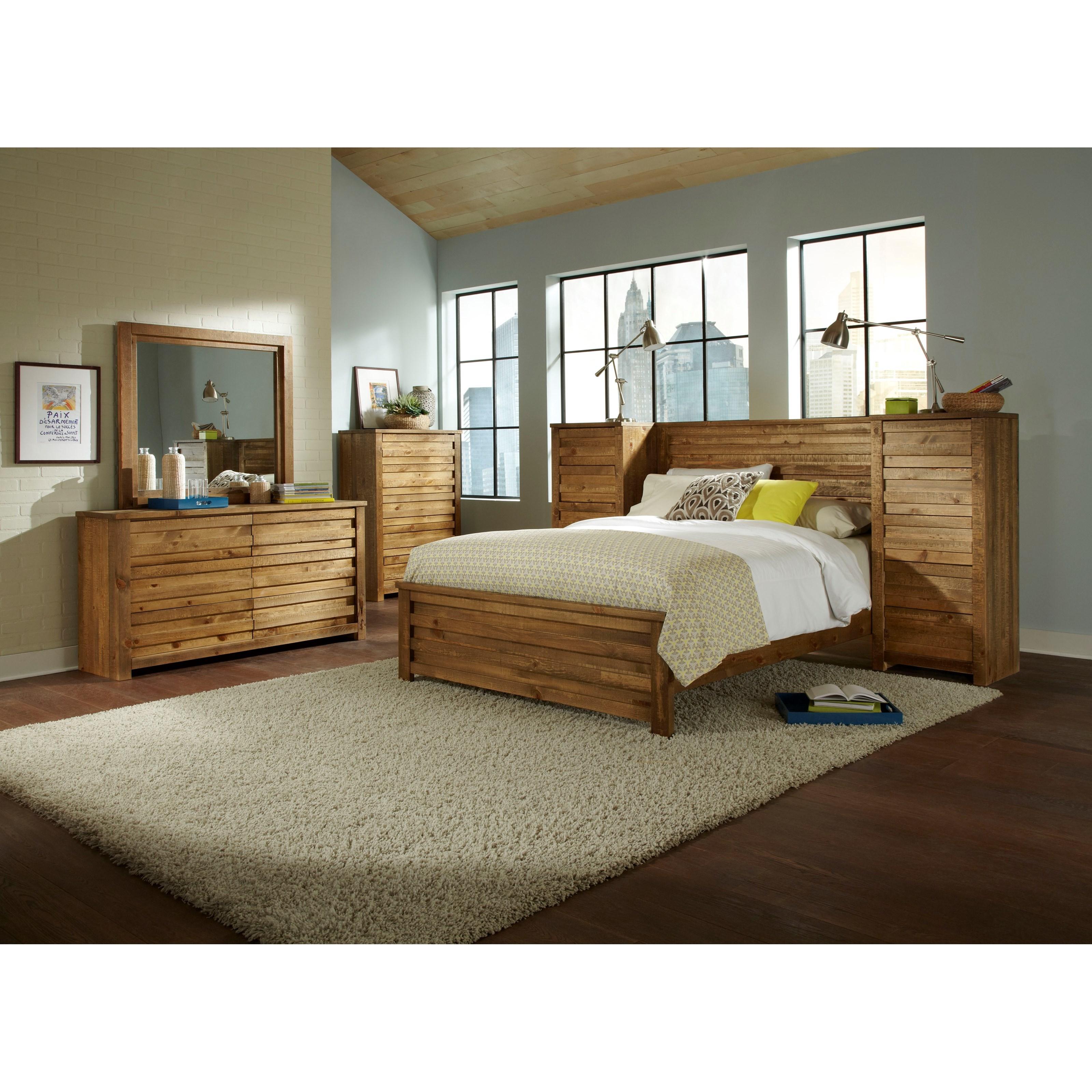 Progressive Furniture P604-13 Lingerie Chest Driftwood NEW