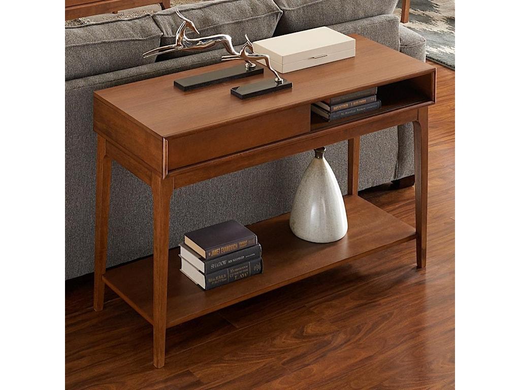 Progressive Furniture Mid-ModSofa Table