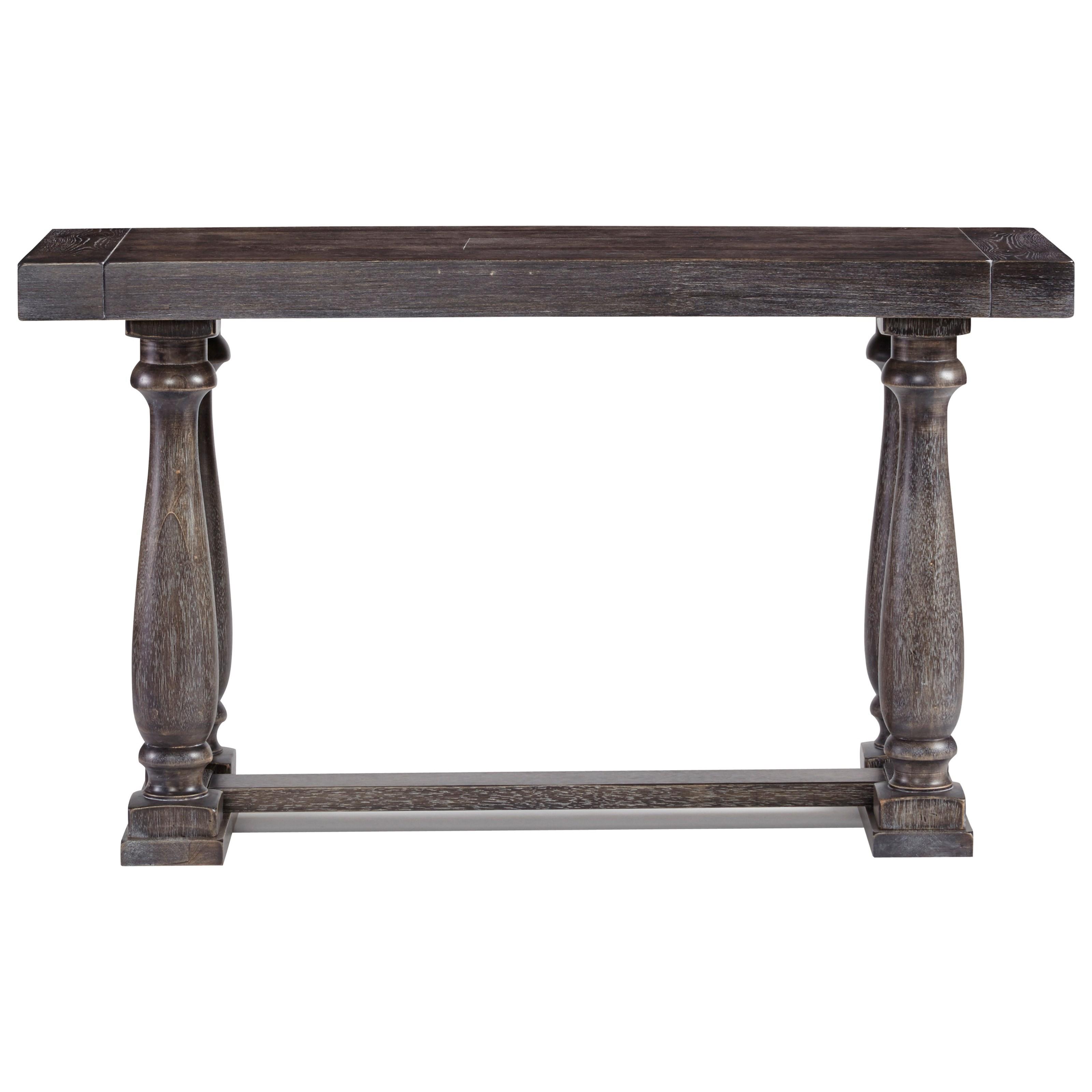 Progressive Furniture MuseSofa/Console Table ...