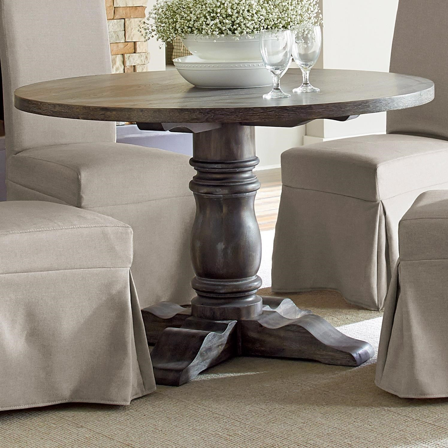 Muses Round Dining Table Progressive Furniture