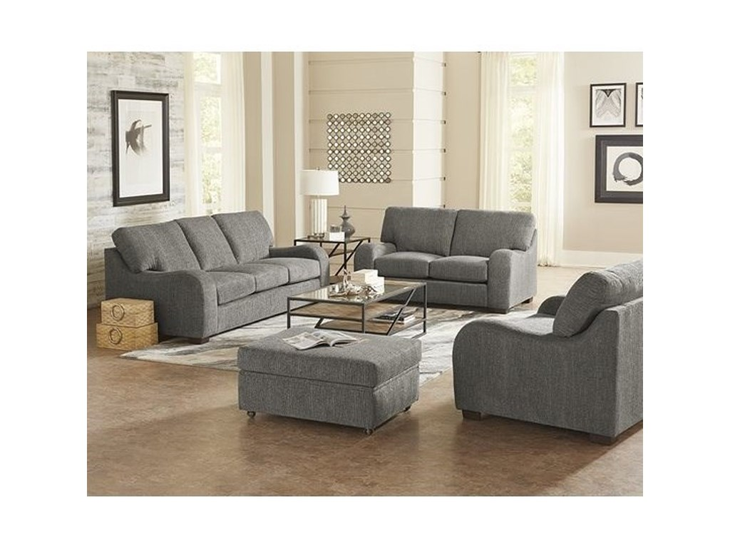 Nora Living Room Group By Progressive Furniture