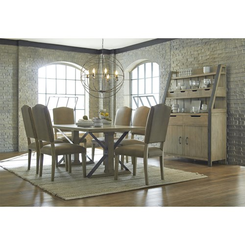 Progressive Furniture Shenandoah Casual Dining Room Group
