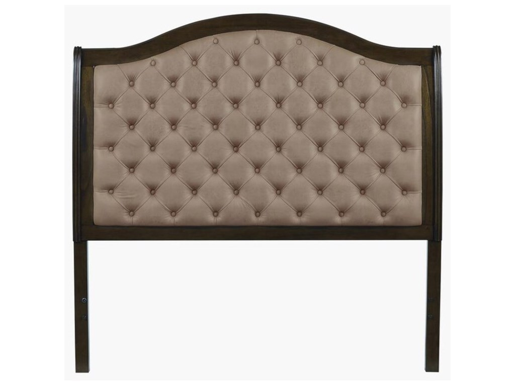 Progressive Furniture PearsonQueen Upholstered Headboard