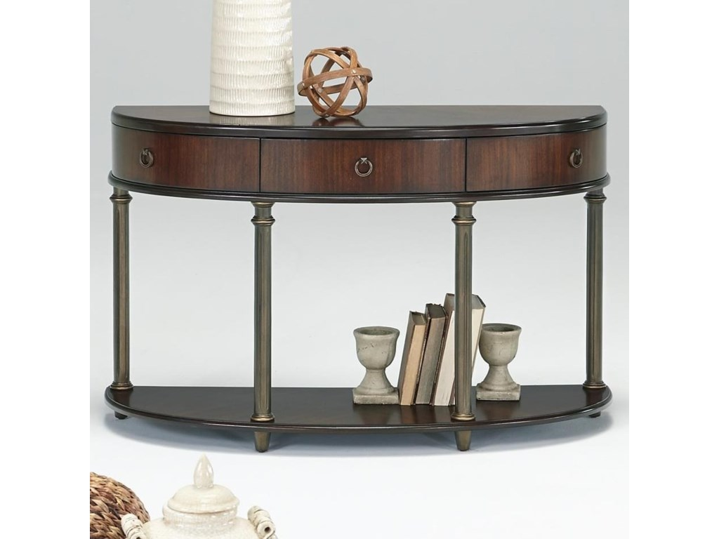Progressive Furniture Regent CourtSofa/Console Table