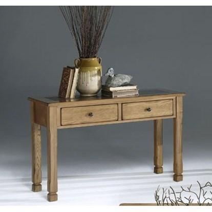 Rustic Ridge Sofa Table