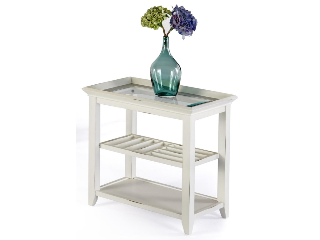 Progressive Furniture Sandpiper IIChairside Table