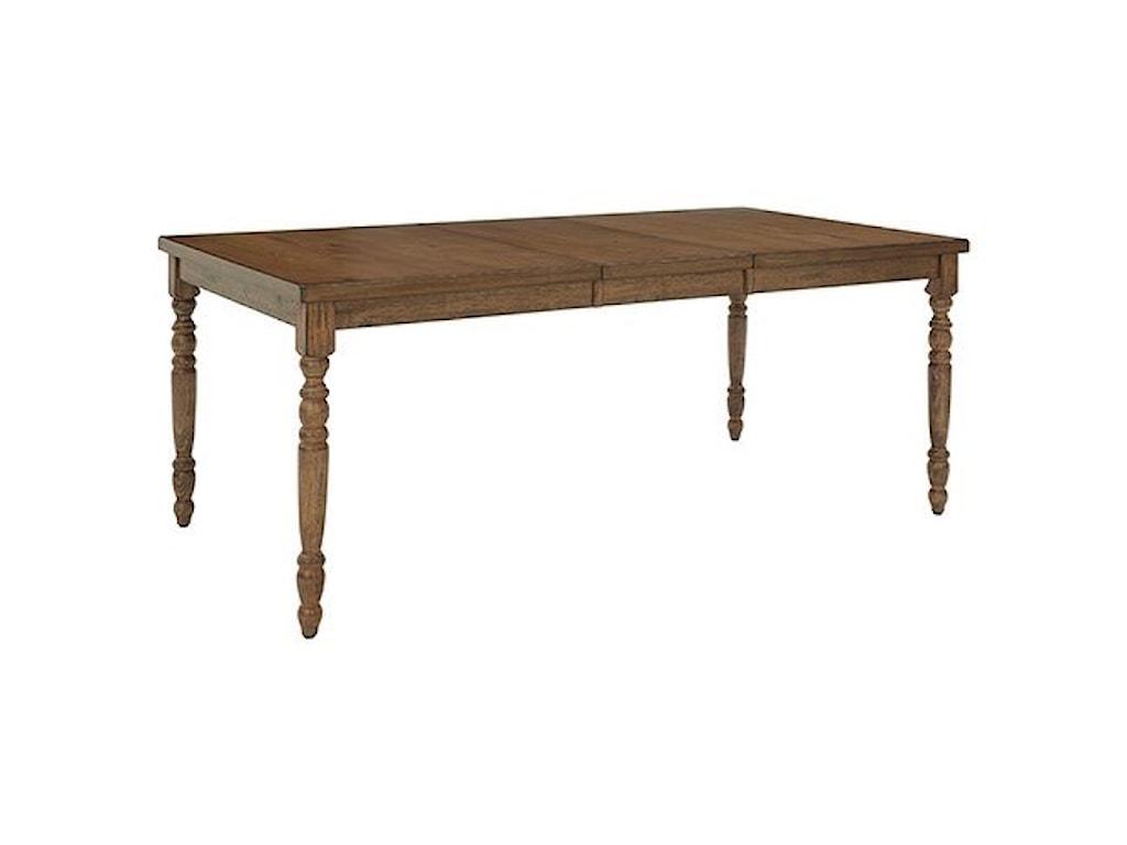 Progressive Furniture Savannah CourtRect. Dining Table