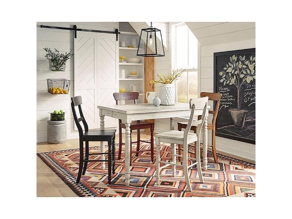 Progressive Furniture Savannah CourtCounter Table