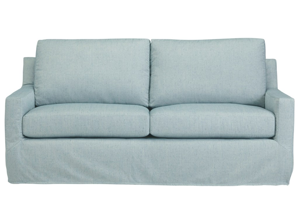 Sophie Vintage Farmhouse 78 Inch Sofa With Slipcover By Progressive Furniture At Wayside