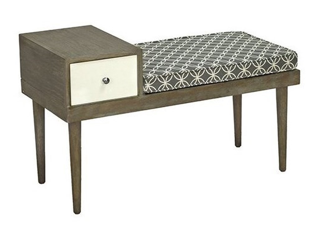 Progressive Furniture Stevie Bench
