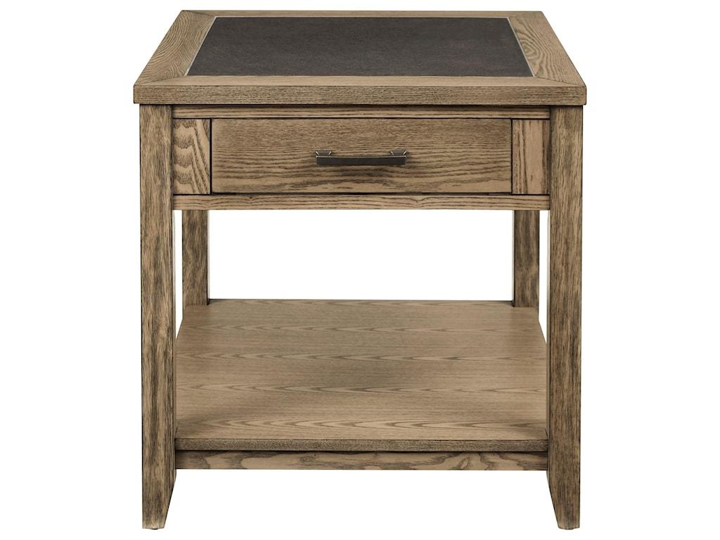 Progressive Furniture Sun ValleySquare End Table
