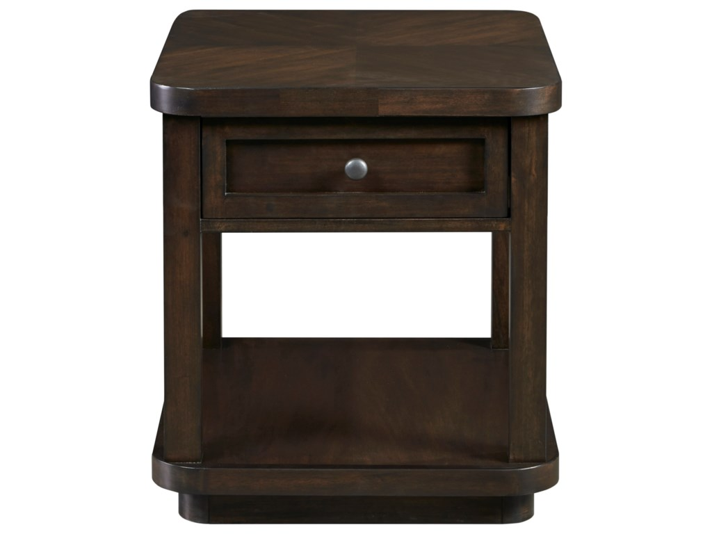 Progressive Furniture Grove ParkRectangular End Table