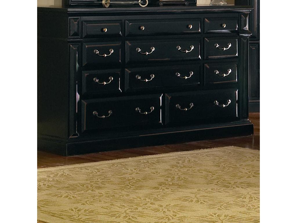 Progressive Furniture TorreonDrawer Dresser