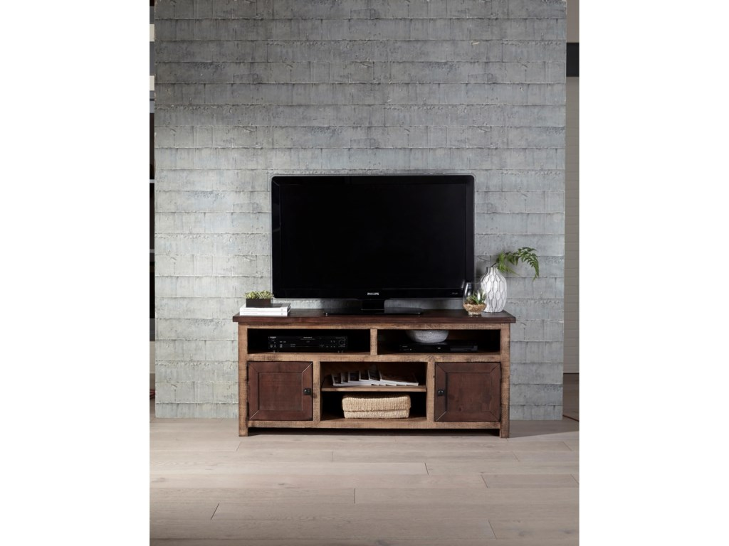 Progressive Furniture Trilogy60 Inch Console
