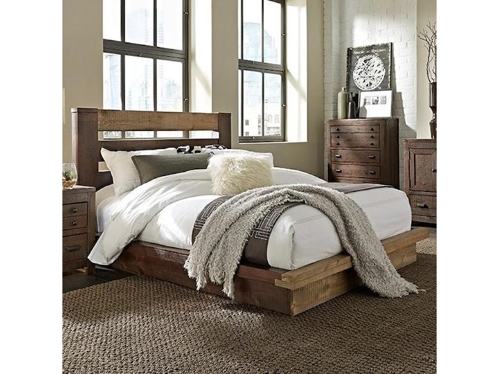 Progressive Furniture TrilogyQueen Bed