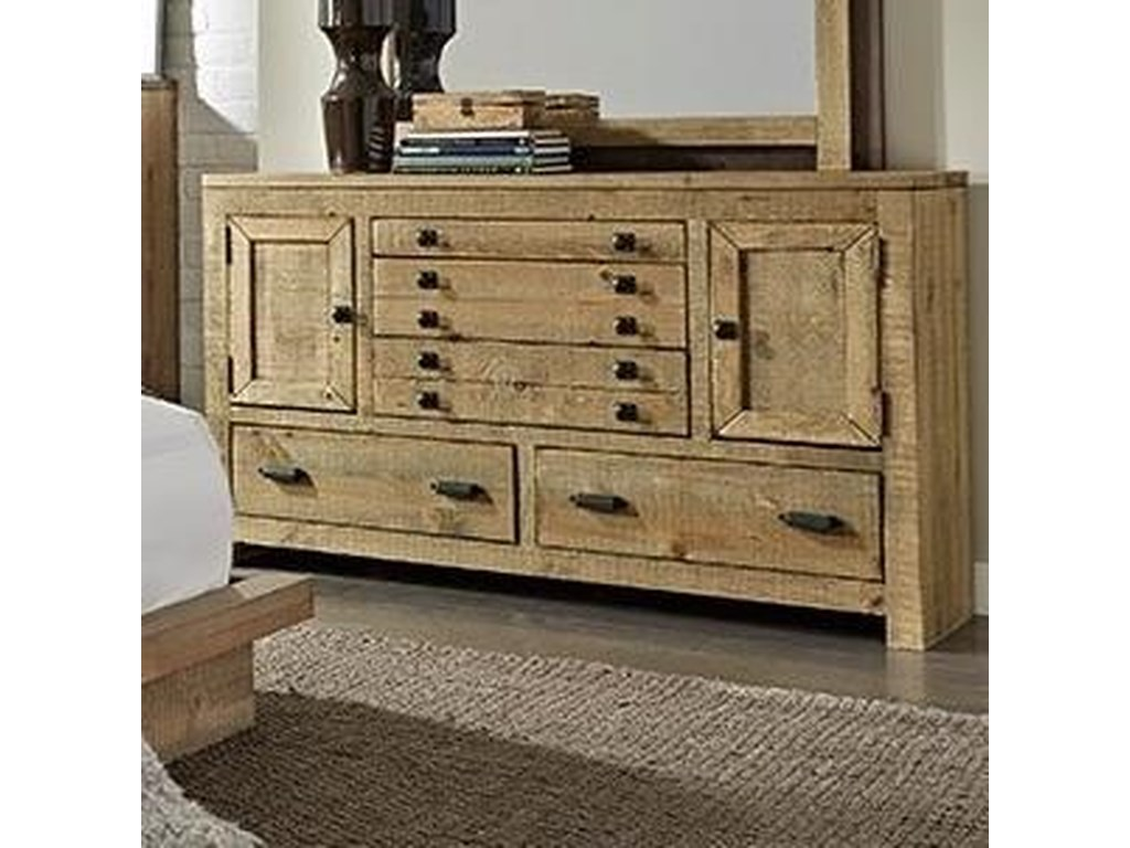Progressive Furniture TrilogyDresser