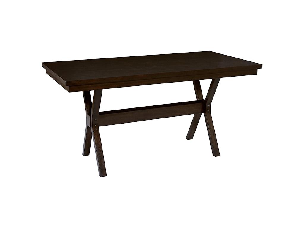 Progressive Furniture Trusses7-Piece Counter Table Set