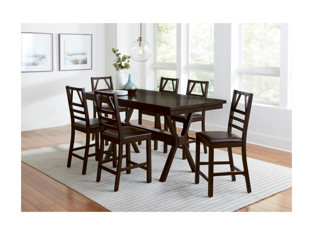Progressive Furniture TrussesCounter Table