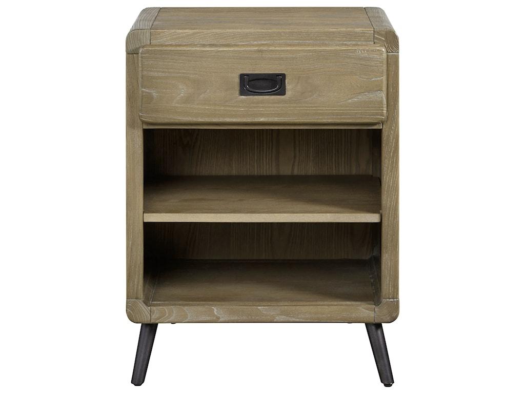 Progressive furniture ventura blvd mid century modern end table