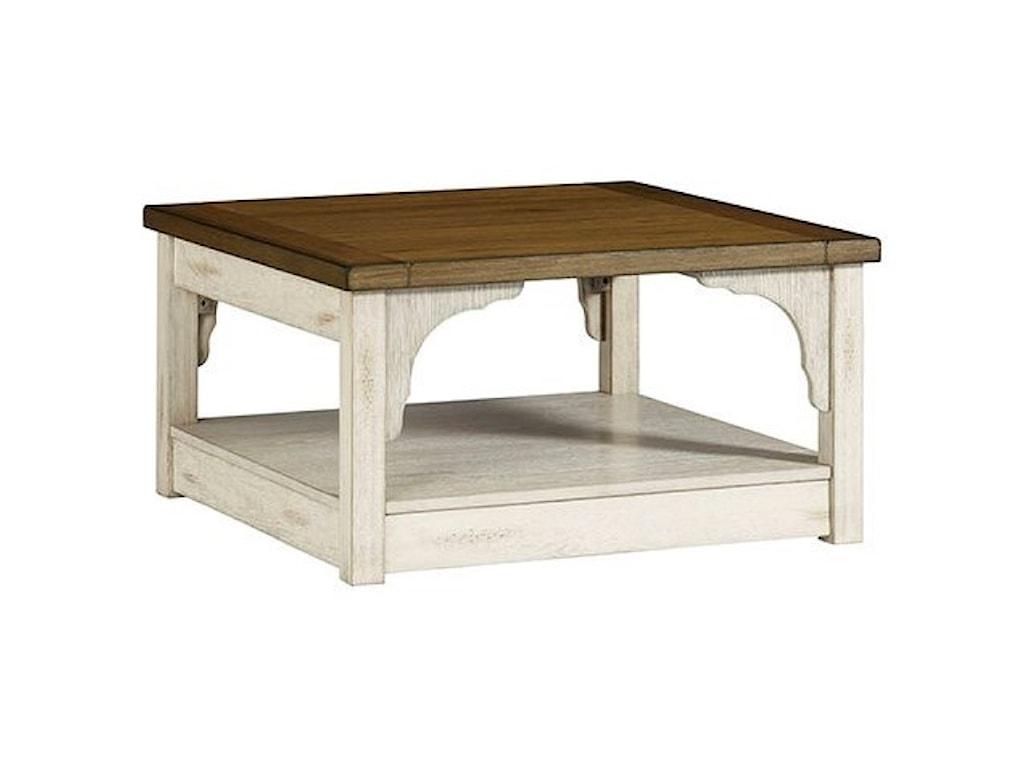 Progressive Furniture Wellington PlaceCocktail Table