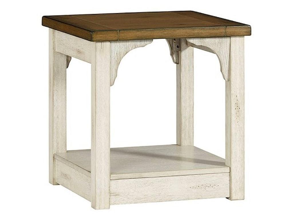 Progressive Furniture Wellington PlaceEnd Table