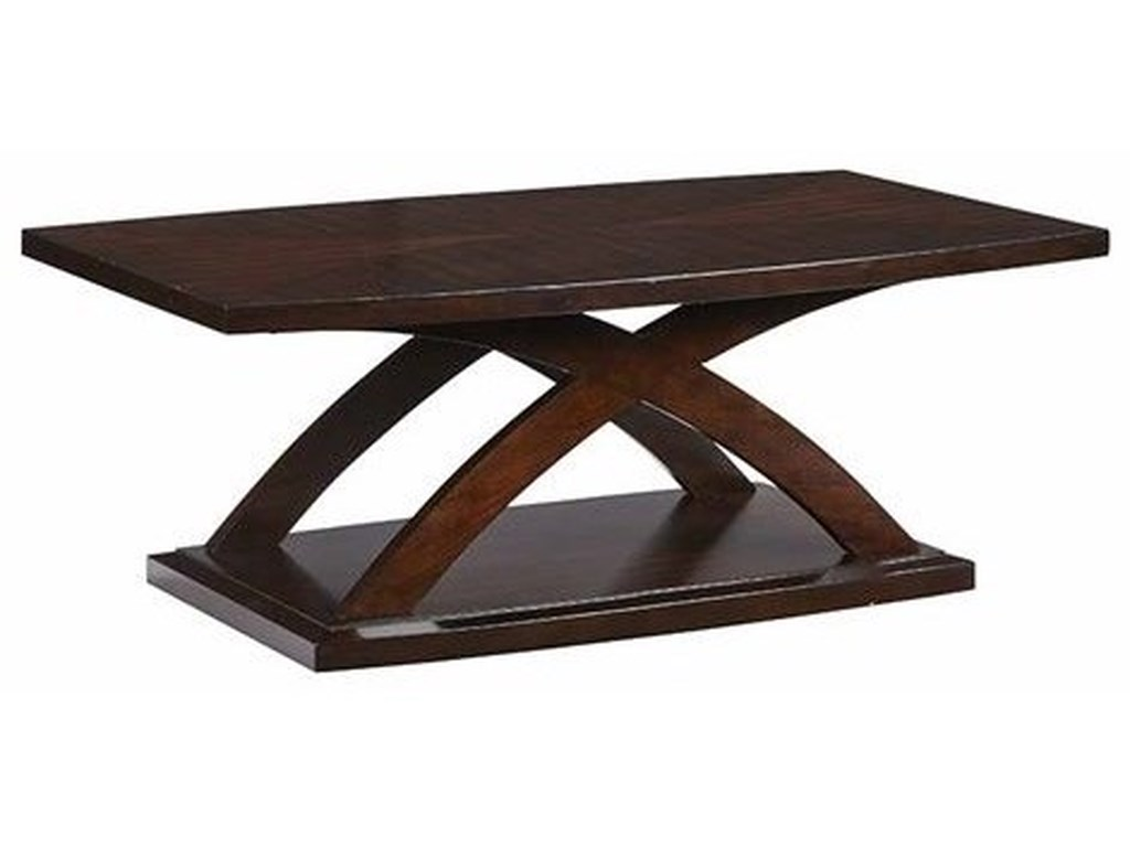 Progressive Furniture West WindRectangular Cocktail Table