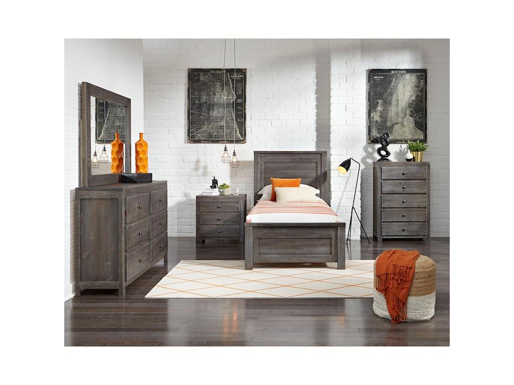 Progressive Furniture WheatonDrawer Chest