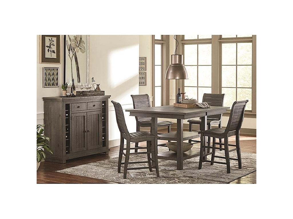 Progressive Furniture Willow DiningServer