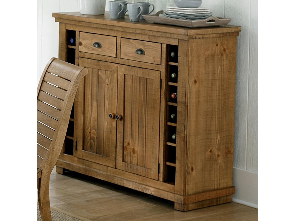Progressive Furniture Willow DiningServer