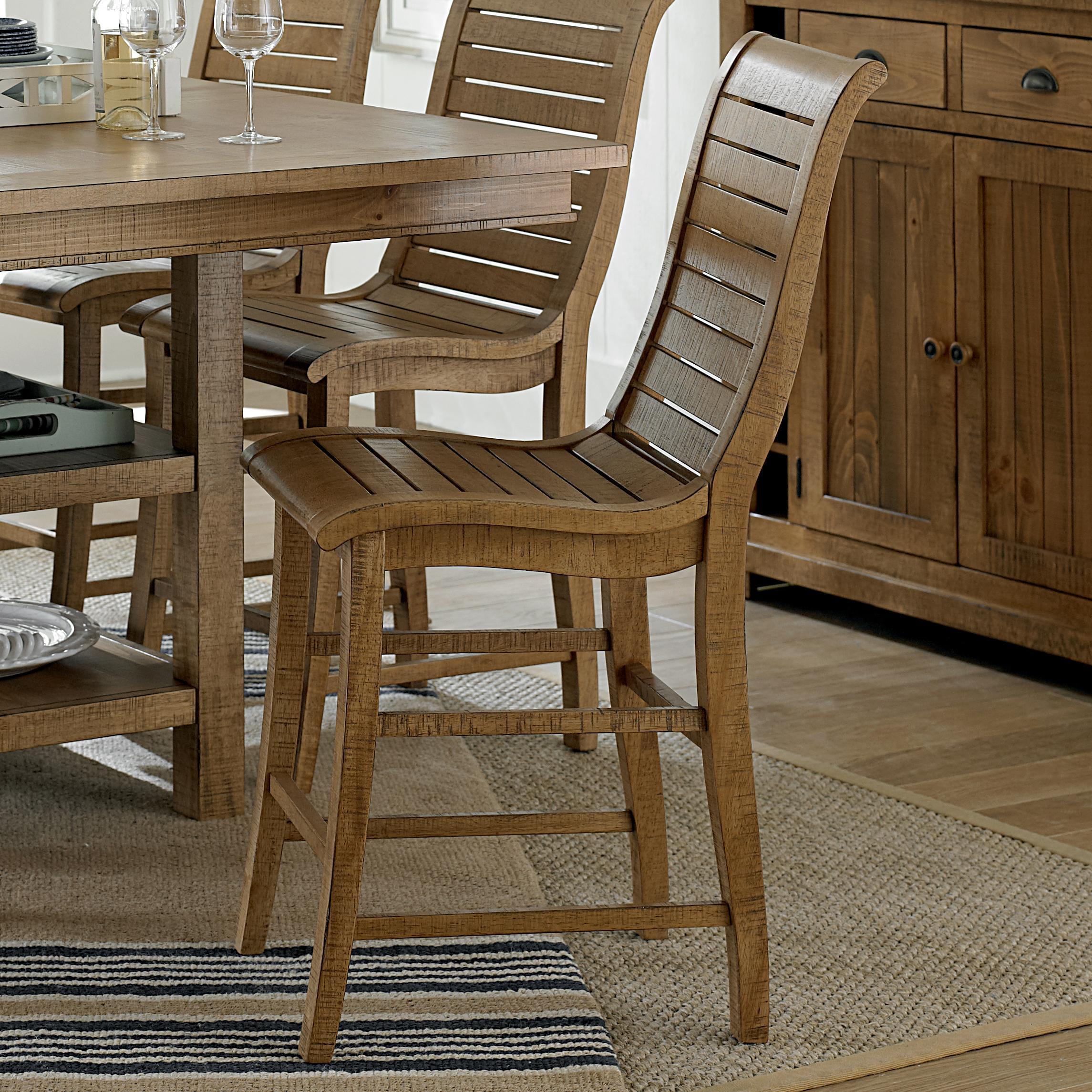Progressive Furniture Willow DiningCounter Chair ...