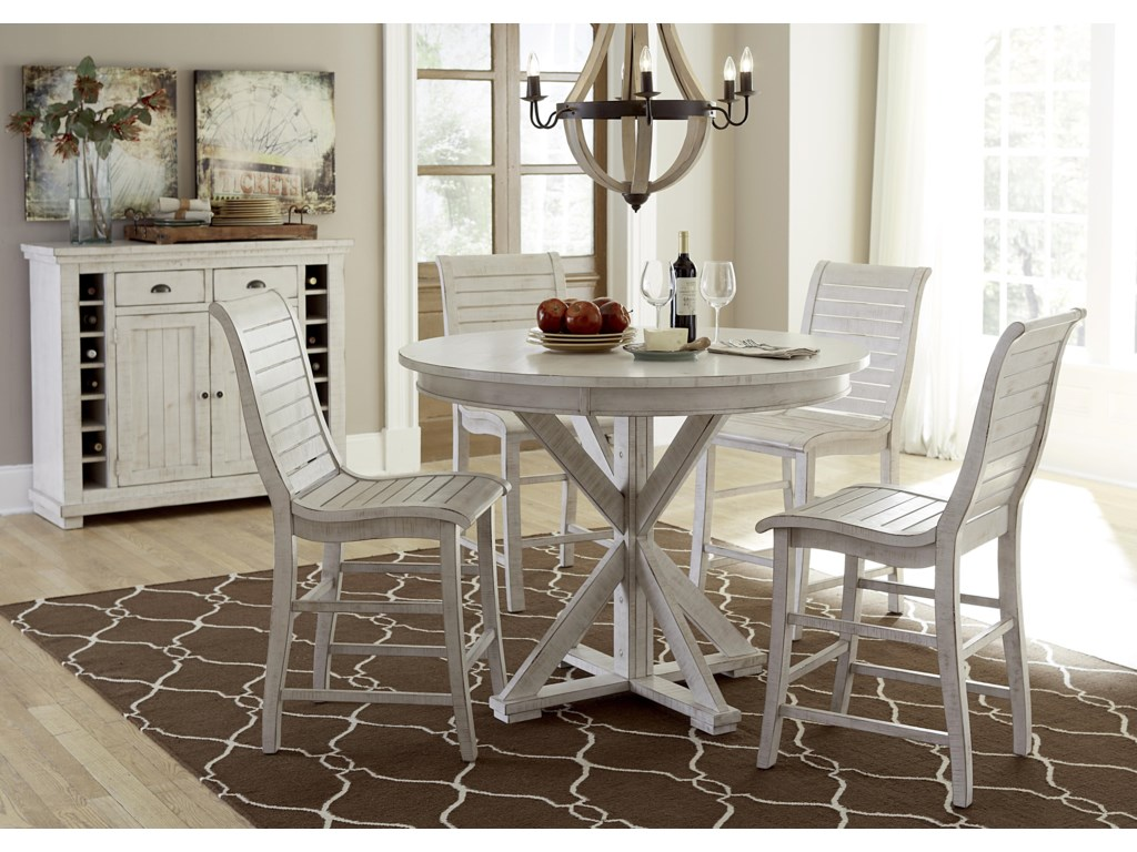 Willow Dining Casual Dining Room Group by Progressive Furniture at Lindy\'s  Furniture Company