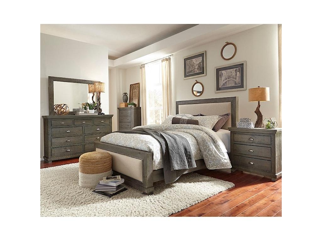 Progressive Furniture WillowFull Bedroom Group