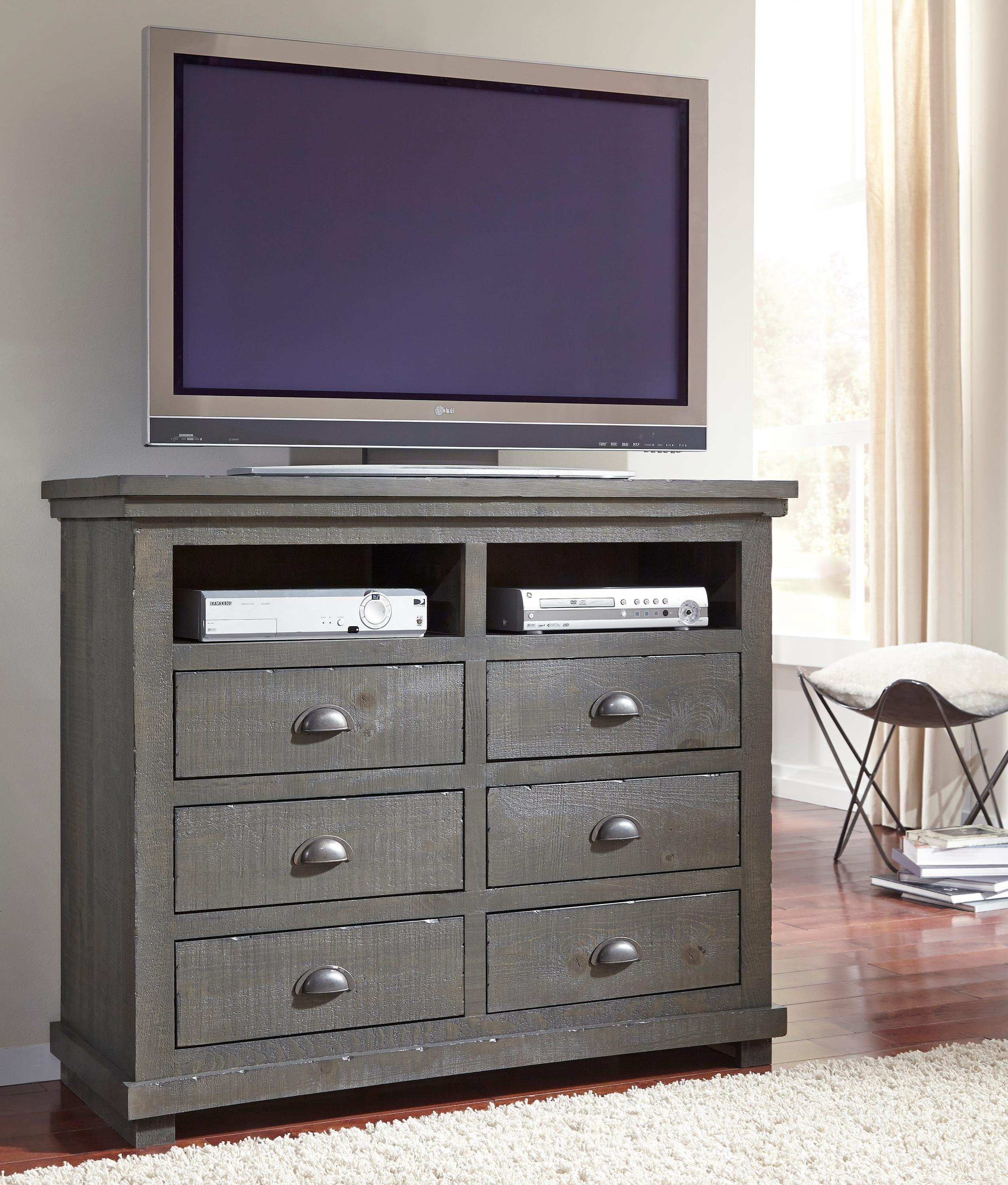 Progressive Furniture WillowMedia Chest