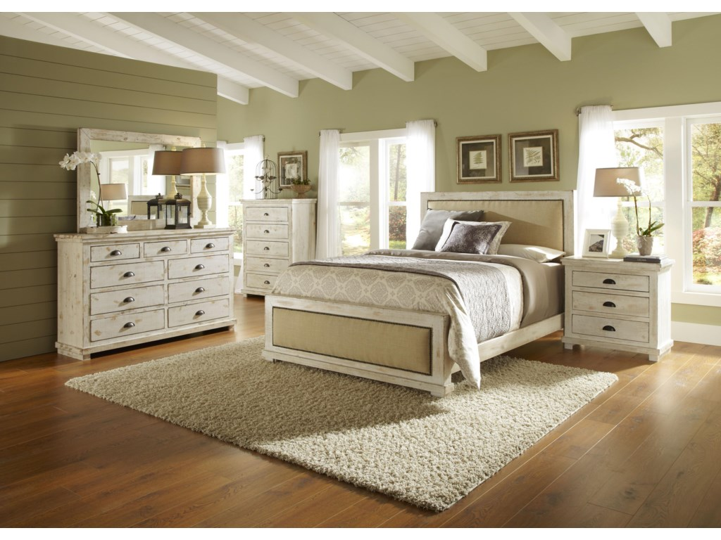 Progressive Furniture WillowDrawer Dresser