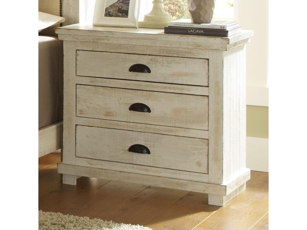 Progressive Furniture WillowNightstand