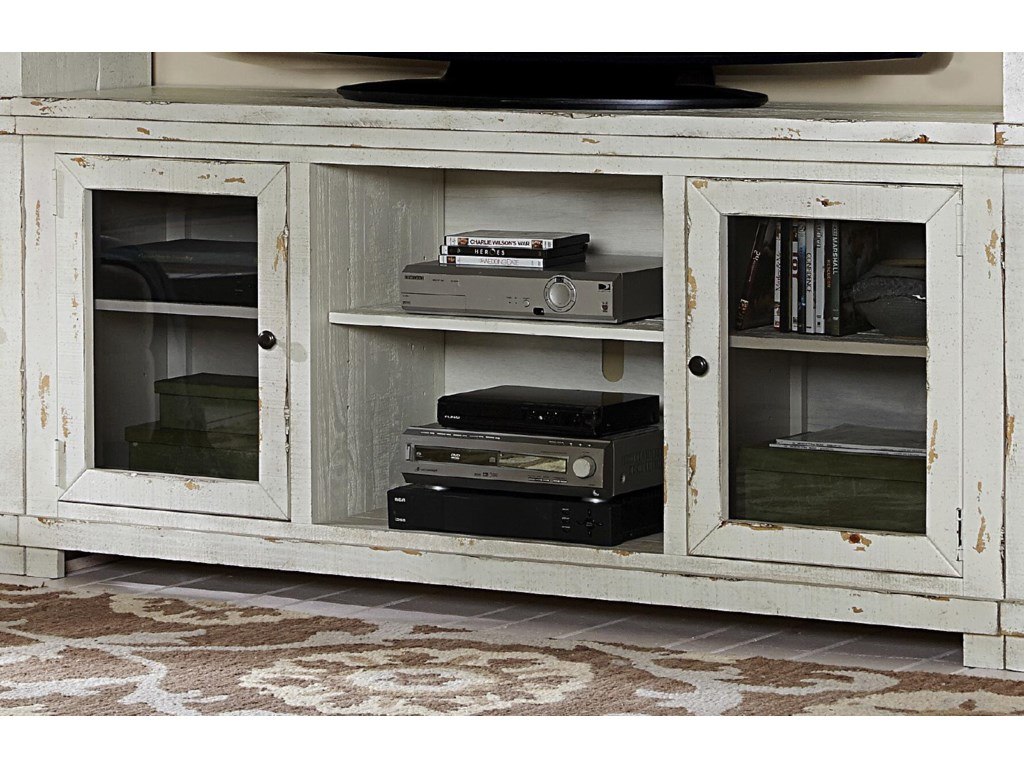 Distressed Media Consoles Home Ideas