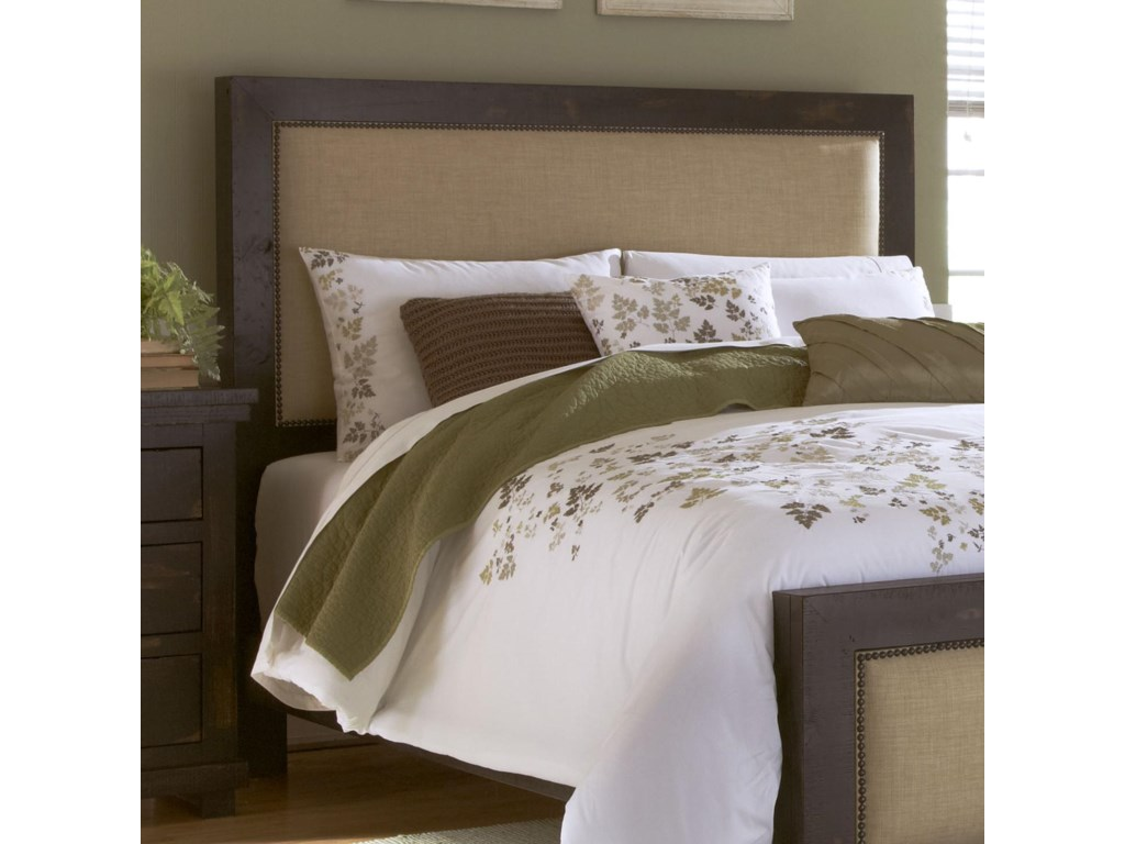Progressive Furniture WillowQueen Upholstered Headboard