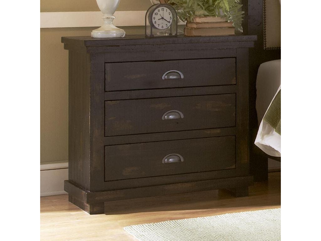 Progressive Furniture WillowNightstand